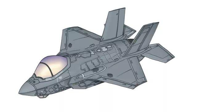 """现代战争的空战之王——F-22""""猛禽""""战斗机详解!"""