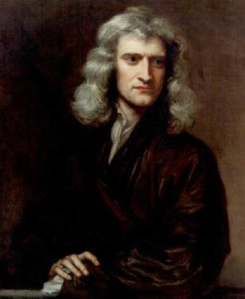 艾萨克・牛顿