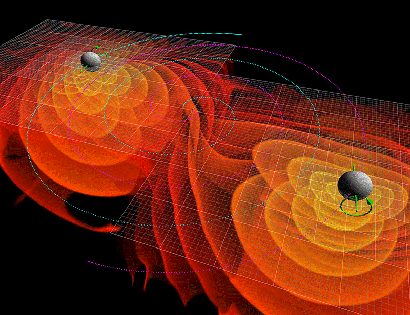 叒见引力波