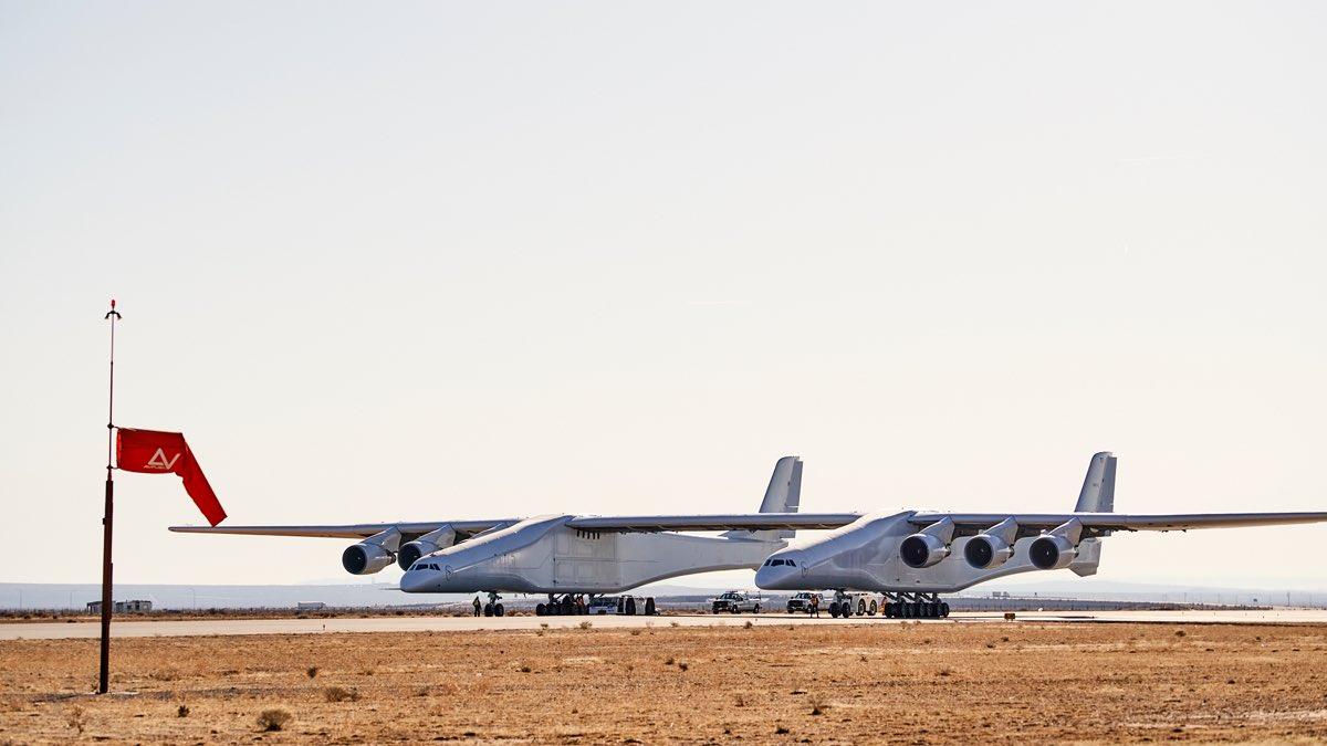 未来世界最大飞机滑行测试速度超过70公里