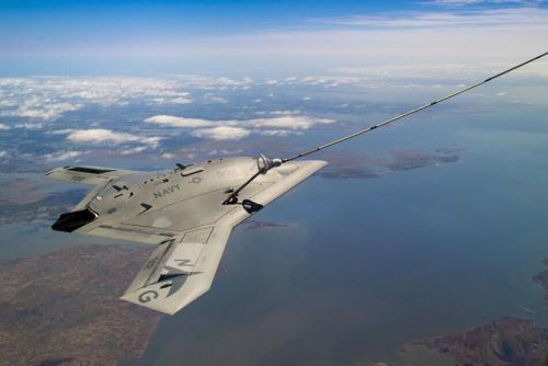 无人机空中加油如何进行?