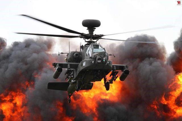 地雷可以打飞行中的直升机吗?