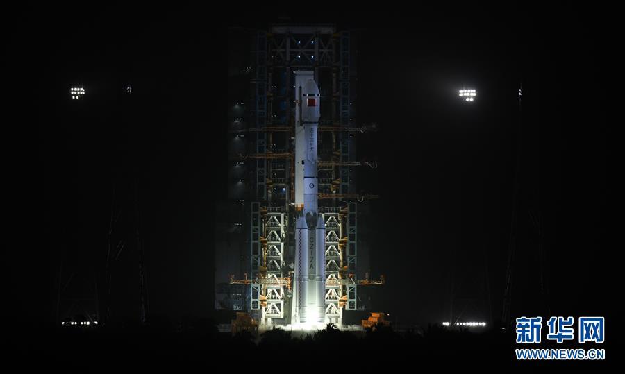 (科技)(2)长征七号改遥二运载火箭发射成功