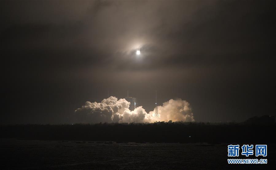 (科技)(10)长征七号改遥二运载火箭发射成功
