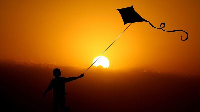 春天到,了解下风筝的发明传说吧的头图