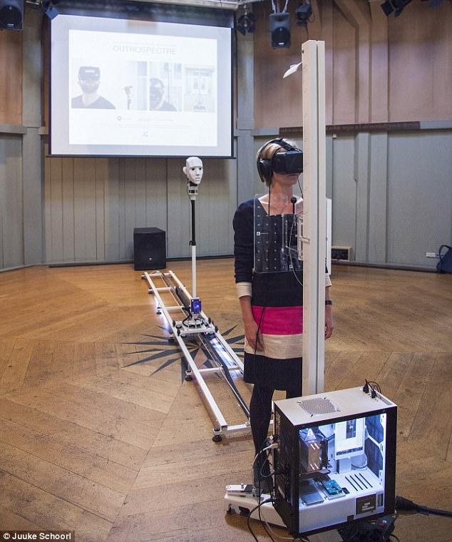 灵魂出窍是什么感觉?这个新VR设备带你体验