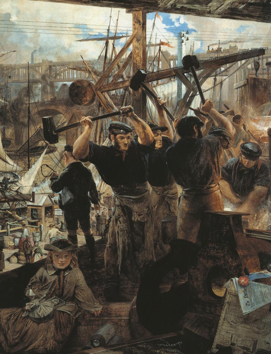 《剧变——英国工业革命》:一本英国历史学家自己撰写的小史